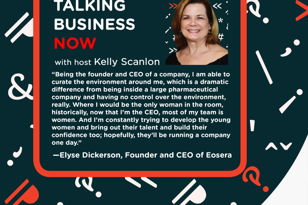 Elyse Dickerson, founder of ear care products company Eosera
