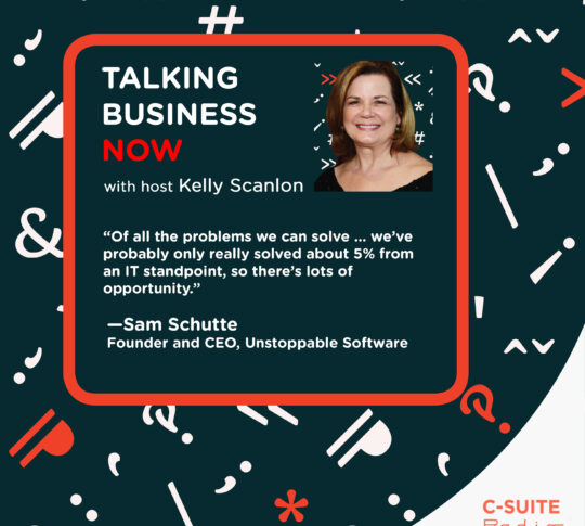Episode on Sam Schutte, founder of Unstoppable Software
